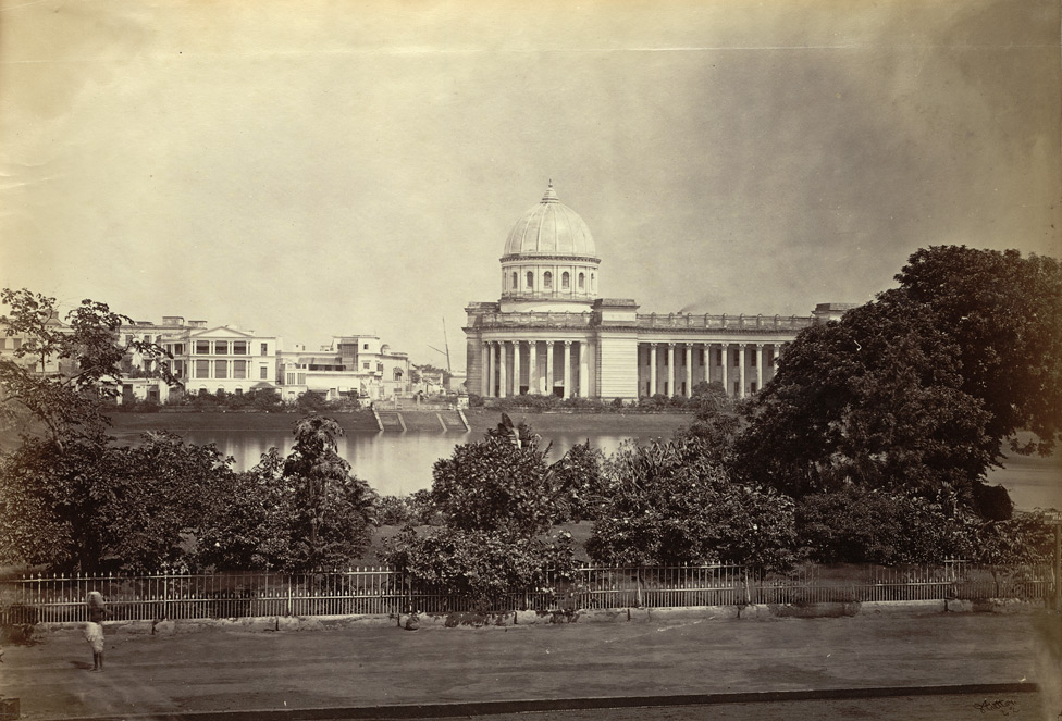 Lall Dighi & Post Office, Calcutta 35513